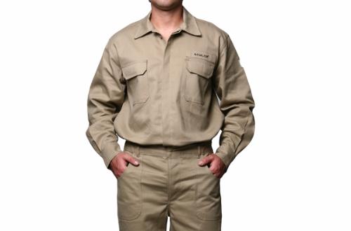 Camisa de Segurança Flashwear  6,0 oz