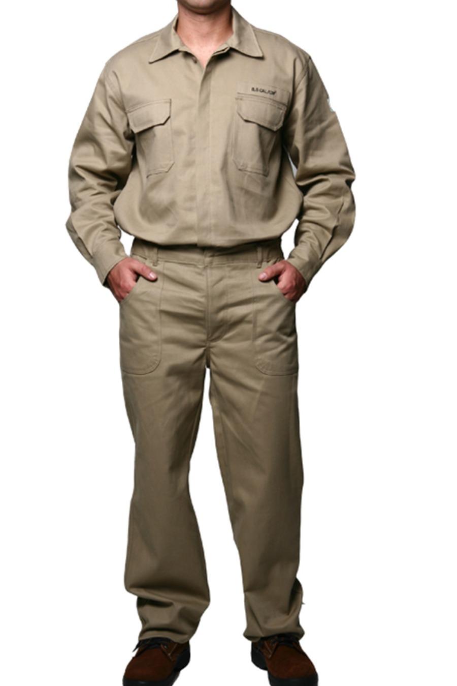 Calça de Segurança 8,9 CAL/CM² - Risco II  Linha Flashwear