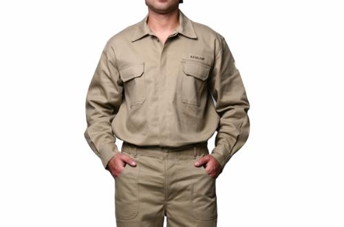 Camisa de segurança 29 CAL/CM²