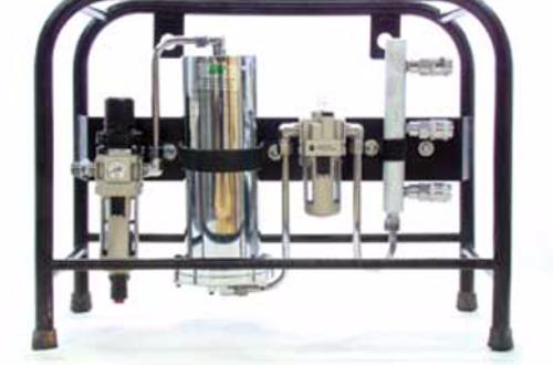 Cavalete Filtrante Cv3U