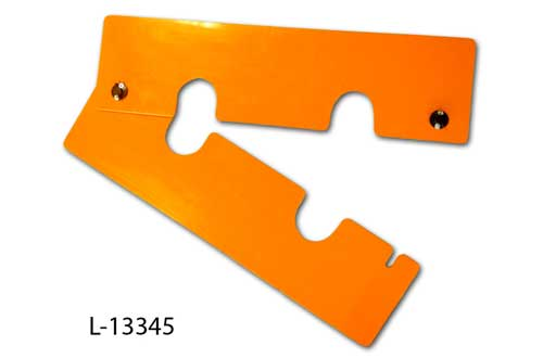 Cobertura Protetora para Carcaça de Chave Faca - L13345