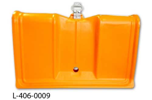 Cobertura Protetora para Chave fusível - L406-0009