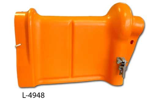 Cobertura para Isolador de Disco - L4948