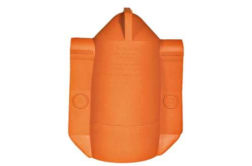 Cobertura de Borracha para Isolador Pilar com Sistema SU - PTHL
