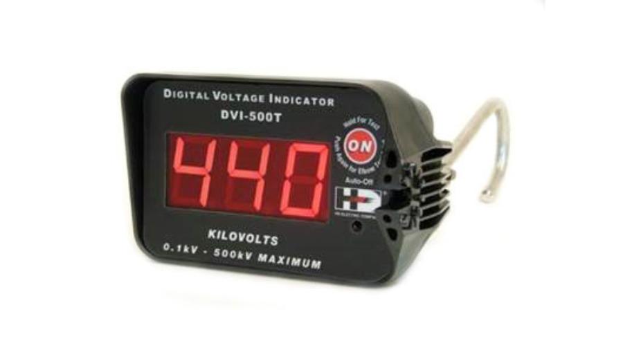 Indicadores Digitais de Tensão - DVI-500T