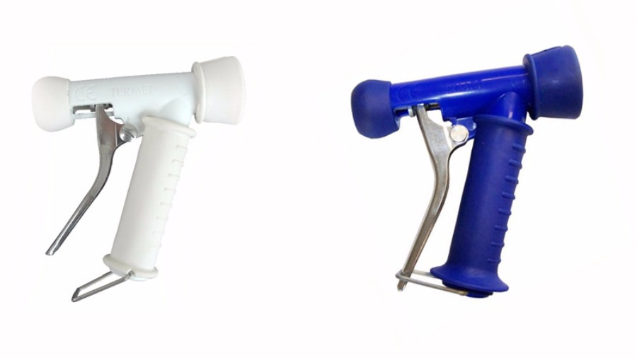 Pistola para Higienização