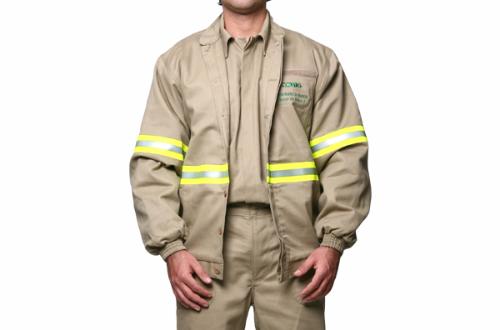 Jaqueta de Segurança 11,1 CAL/CM²