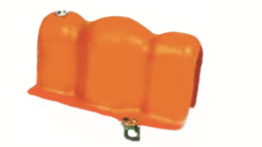 Cobertura Rígida Para Isolador de Pino de RDC - L11051
