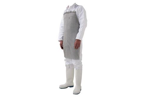 Vestimenta tipo Avental Malha de Aço MAILLINOX 60