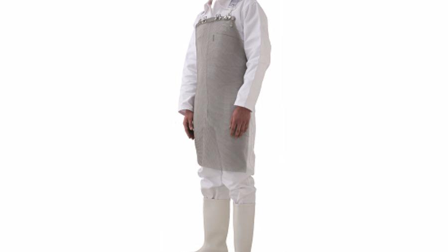 Vestimenta tipo Avental Malha de Aço PARINOX 120