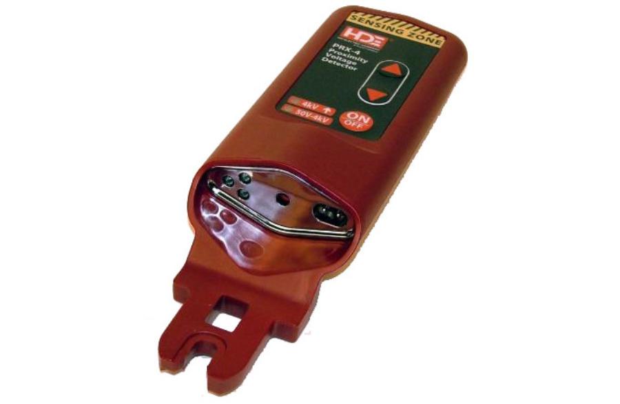 Detector de Tensão por Aproximação - PRX-4