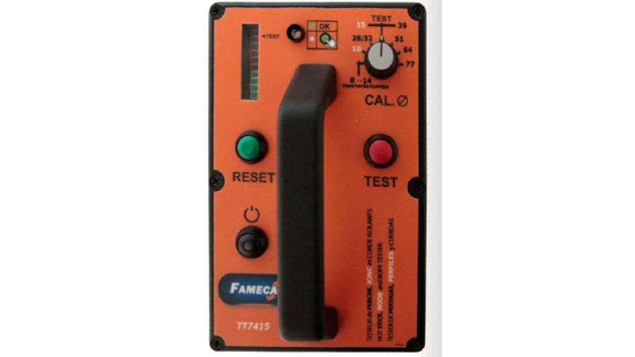 Testador de Varas, Bastões e Cordas - TT7415