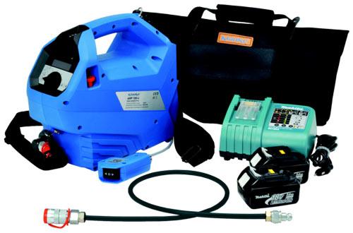 Unidade Hidraulica a Bateria - AHP700L