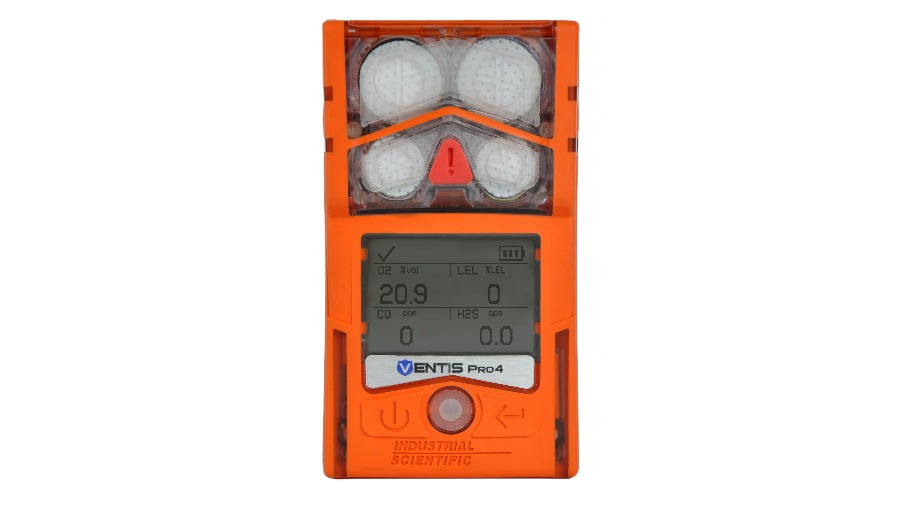 Detector de Gás Ventis pro 4 - Difusão