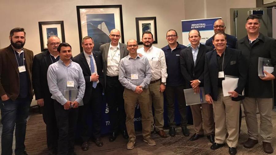 LEAL Participa da Convenção de Vendas da Industrial Scientific