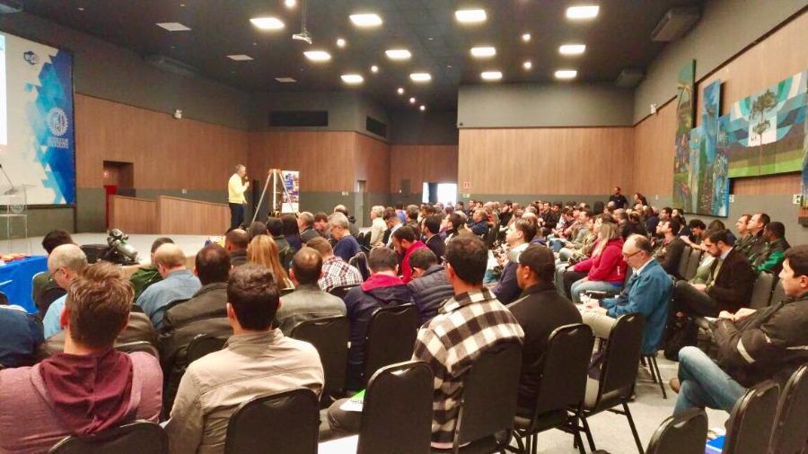 LEAL Realiza Workshop de NR33 no IEP