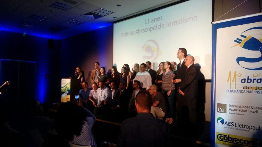 LEAL Participa do Prêmio Abracopel de Jornalismo