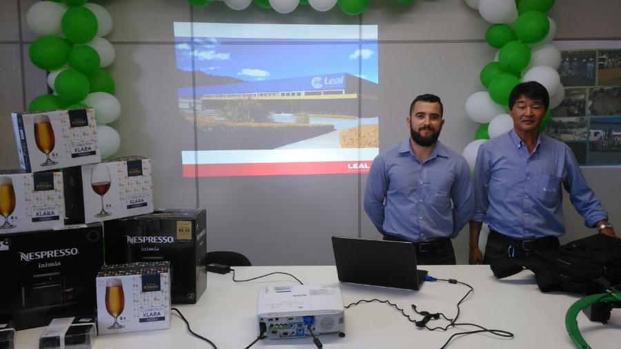 LEAL Participa de SIPAT em Distribuidora de Energia Elétrica