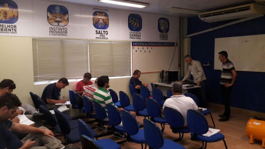 LEAL Realiza Treinamento em Multinacional Brasileira