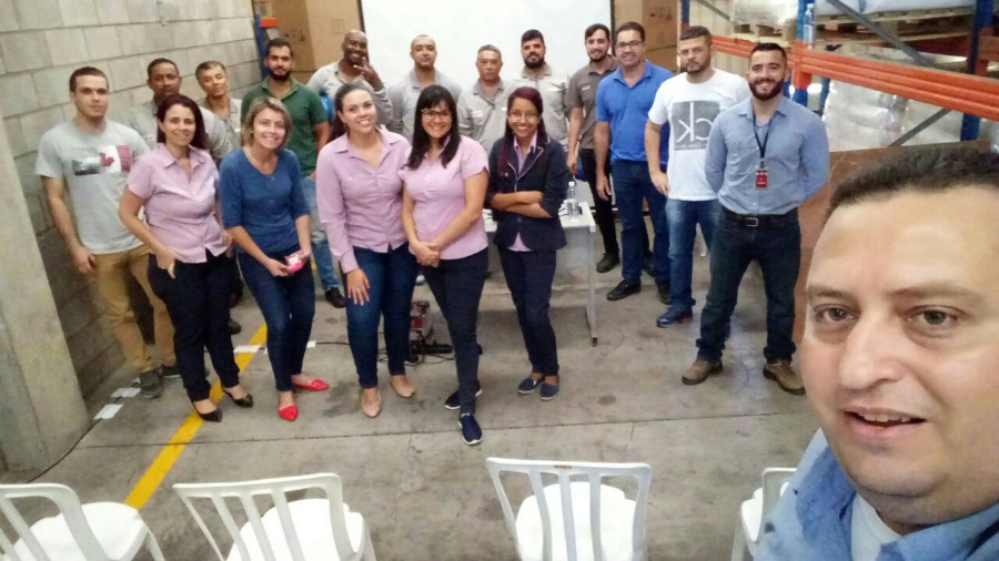 LEAL Participa de SIPAT em Produtora de Aditivos