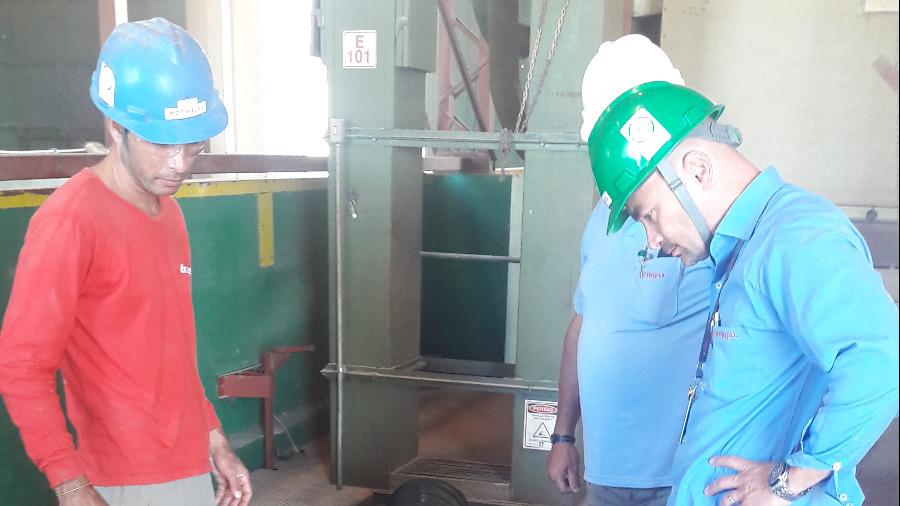 LEAL Apresenta Insuflador em Cooperativa Agropecuária