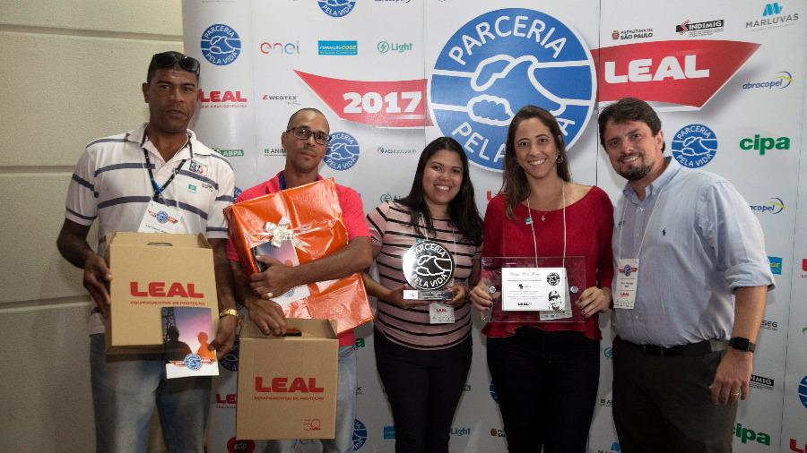 LEAL Realiza Semifinal do Parceria pela Vida no RJ