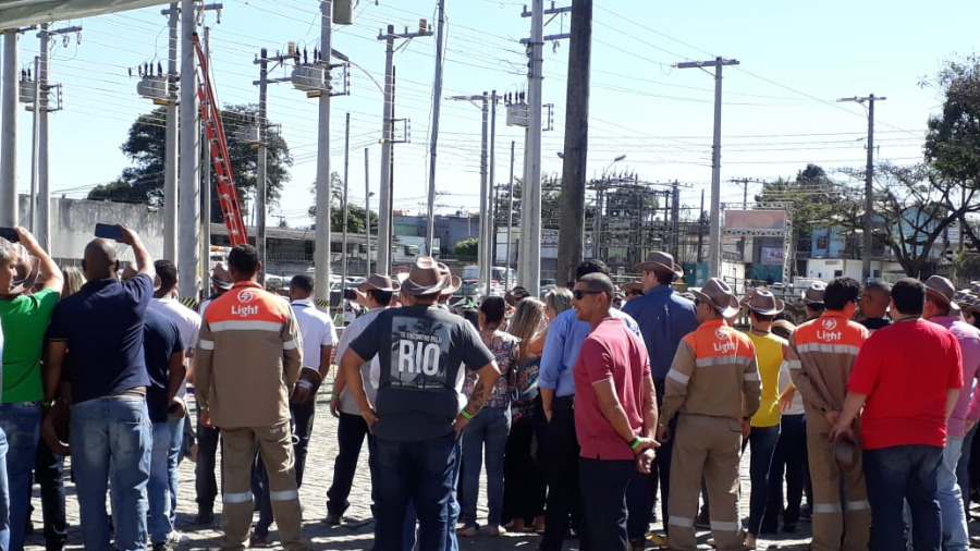 LEAL Participa de Rodeio em Concessionária Elétrica no Rio de Janeiro