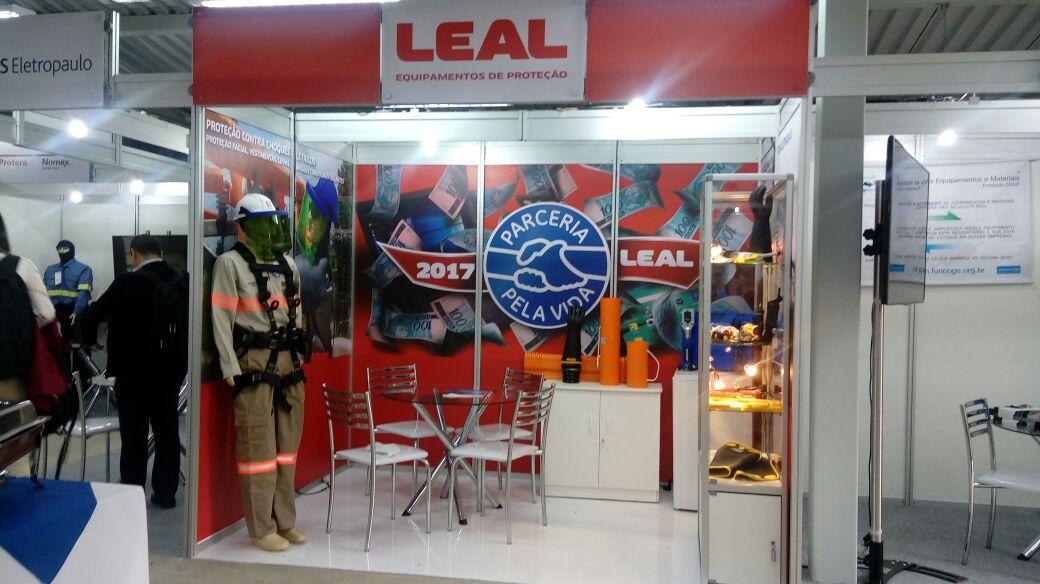 2972645ef92c6 Leal - Equipamentos de Proteção - Notícias - LEAL é Patrocinadora da ...