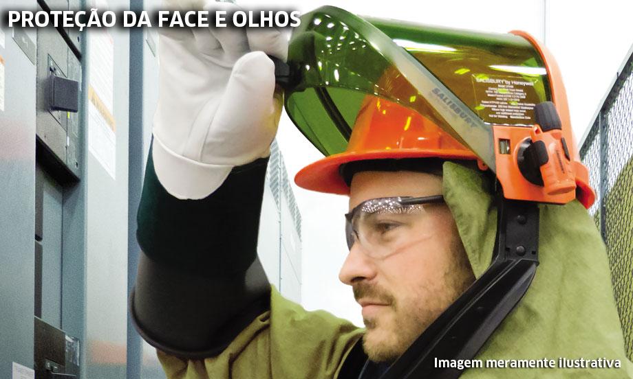 03a21f8e11556 Leal - Produtos - EPI - Proteção da Face e Olhos